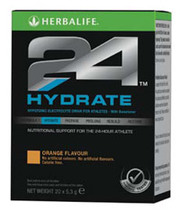 Herbalife24™Hydrate - with added electrolytes & contains B vitamins.