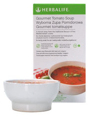 Herbalife Gourmet Tomato Soup - ideal for cold winter days.