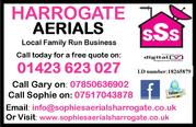 HARROGATES TV AERIAL SERVICES